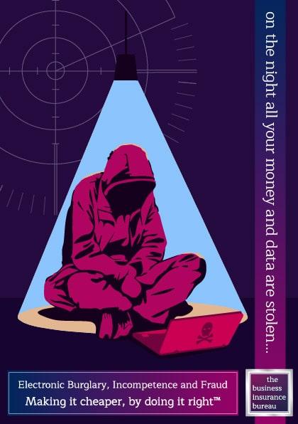 cyber insurance leaflet