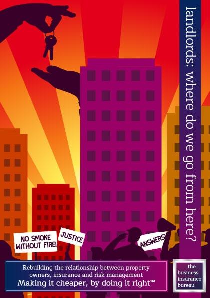 landlords insurance leaflet