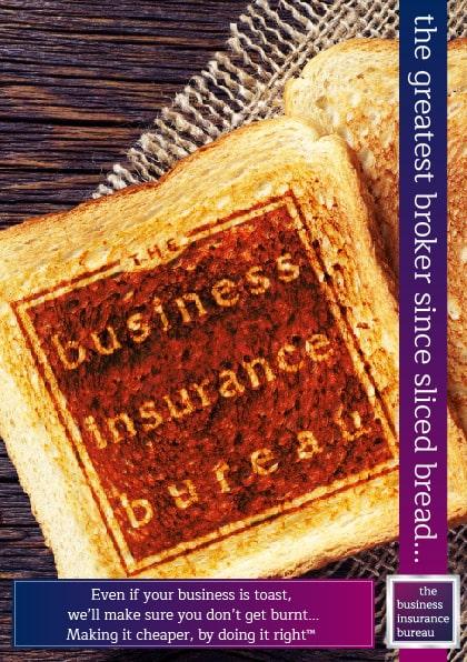 Restaurant insurance leaflet